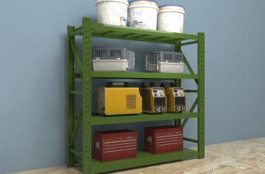 【3DMAX仓库货架系列产品】3DMAX warehouse shelf series products-兴趣使然的一个网站